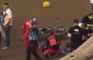 Jubeda avarii teinud 18-aastane motosportlane suri nädal hiljem haiglas