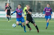 Nõmme Kalju alistas Eesti jalgpalli meistriliiga 9. vooru viimases mängus Paide linnameeskonna 1:0