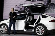 Tesla šokeeris elektriauto tootmisplaaniga