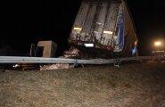 Liiklusõnnetus Jõhvi-Tartu maanteel