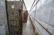 Tallinna vangla jalutusboksid