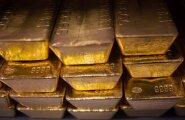Латвийский банк устроит распродажу золотых слитков
