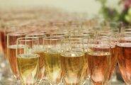 Šampanja parandab kindlasti kõik murtud südamed - ehkki tuleb meeles pidada, et  alkohol on kahjulik teie ülejäänud tervisele!