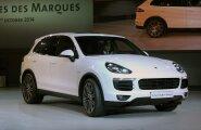 Porsche heidab Teslale kinda