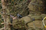Juhtkiri: kraadidega kimpus kaitseväelased
