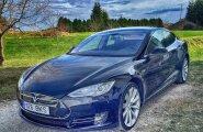 Lugeja proovisõit: Tesla Model S P85, vinge kiirendus, aga müra häirib