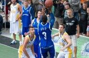 Streetball 2012 Vabaduse väljakul
