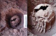 Huvitav leid: vanim maharaiutud pea, mis Ameerika mandril leitud