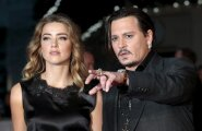 Amber Heard ja Johnny Depp