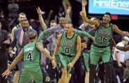 "Boston Celtics ""röövis"" Cleveland Cavaliersi"