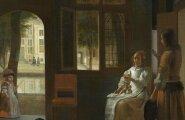 Глава Apple разглядел iPhone на голландской картине XVII века