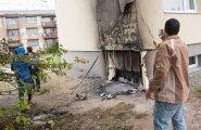 Vao pagulaskeskuse põleng