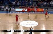DELFI VIDEO: Vaata Rain Veidemani vägevat viimase sekundi keskjooneviset Valgevene vastu!