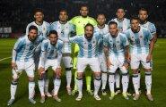 Argentina vutiliit tahab oma koondise Copa Americalt maha võtta