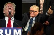 Savisaar Rõngus: toetame Donald Trumpi