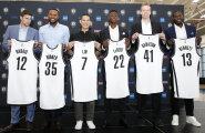 """NBA eelvaade: Brooklyn Nets - suurim favoriit algava hooaja """"peksupoisi"""" tiitlile"""