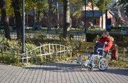 Proua maalt: mu invaliidsuspensionärist sõbranna peab pärast mehe surma elama ära 140 euroga kuus