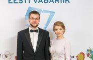 Jevgeni Ossinovski ja Triinu Ossinovski