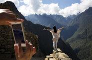 Saksa turist läks mäe otsa selfit tegema ja kukkus kuristikku