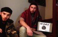 VIDEO: ISIS avaldas video Prantsusmaa kiriku ründajatest