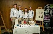 Spoony tiim esindab Eestit Euroopa õpilasfirmade konkursil