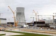 """Leedulasi hirmutavad teated """"intsidendi"""" kohta 50 km kaugusel Vilniusest ehitatavas Valgevene tuumajaamas"""