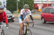 Tervisesporti harrastav Priit Pullerits kaotas jalgratta üle kontrolli ning sai tõsiselt vigastada