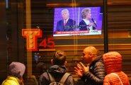 USA valimiste vaatleja Kajar Kase: viimane valimisdebatt kinnistas arvamust, et Trump ei sobi presidendiks