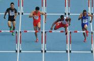 Hiina tõkkejooksja sattus Rios professionaalsete varganägude ohvriks