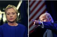 Eestlasest valimisvaatleja USA-s: Trump tegi oma parima teleesinemise, Clinton jättis valijate kõhklused õhku