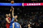 Britain Magic Raptors Basketball