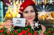 PUBLIKU JÕULUKALENDER: Kokasaade Elina Borniga ehk kuidas veeta jõulud lihavabalt