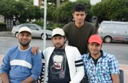 Pakistani noormehed, kes loodavad jõuda Saksamaale.