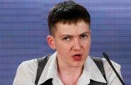 Nadia Savtšenko: Putin on täimuna, väga inetu nii väljast kui ka seest