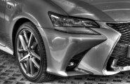 Sportsedaan Lexus GS 200t, eristumise meistriklass