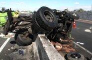 VIDEOD: Veokijuhi põli pole meelakkumine - eriti tõelise romu roolis
