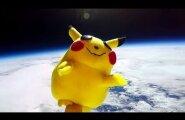 VIDEO: Eestlased lennutasid kosmosesse maailma esimese Pokemoni