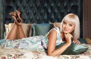 42-летняя певица Натали станет мамой в третий раз