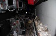 Сводка ДТП: перевернувшийся автобус в Ида-Вирумаа, авария на шоссе Таллинн-Тарту
