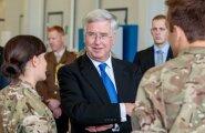 The Times: Suurbritannia saadab Baltikumi 1000 sõdurit