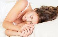 Väldi neid levinud vigu ja maga kvaliteetsemat und