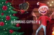 JÕULUTÄHT 2016: Saada video oma trikist või etteastest ja võida GoPro kaamera!