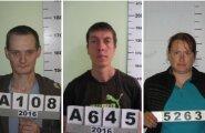 Politsei palub abi Rene, Paveli ja Valentina asukoha tuvastamisel