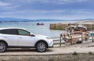 PROOVISÕIT: Nauditavalt dünaamiline Toyota RAV4 Hybrid