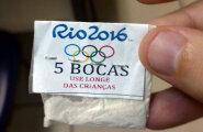 FOTOUUDIS: Narkodiilerid valmistavad Rio olümpiaks erikujundusega pakikesi