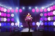 TIISER: Tantsumuusika kuninganna Kristel Aaslaid pani Cartooni etteasteks multifilmitüdruku tantsima