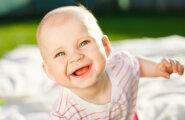 Täna toimus beebide võiduroomamine Pelgulinna sünnitusmaja Perekeskuses