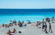 Nice'i rannapromenaad kaks päeva pärast terrorirünnakut