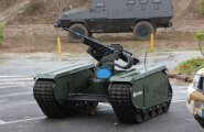 Peale mehitamata roomikute tootmisesaaks uue seaduse jõustudes ehitada neile ka relvasüsteeme.