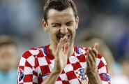 Horvaatia koondise elav legend lõpetas koondisekarjääri